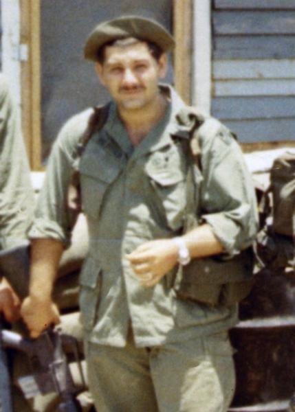 Virtual Vietnam Veterans Wall Of Faces Thomas H Messer Army