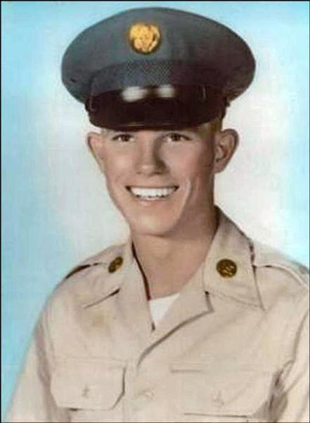 is honored on Panel 10W, Row 23 of the Vietnam Veterans Memorial. - Copas_Ardie_Ray_DOB_1950