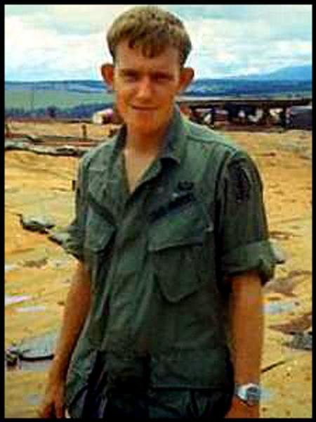 Virtual Vietnam Veterans Wall Of Faces Danny D Entrican