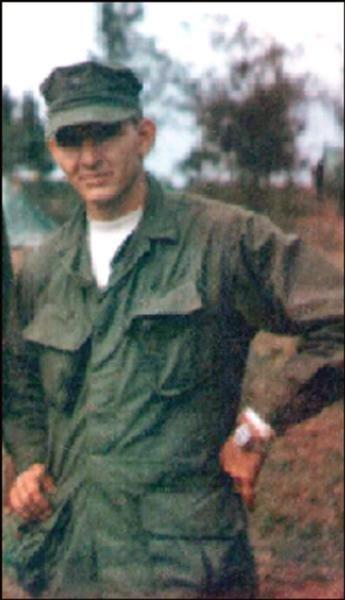 Virtual Vietnam Veterans Wall Of Faces Alfredo Gonzalez