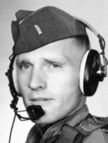 Southwest Airlines flew the remains of a Vietnam airman home to Dallas. The pilot was his son