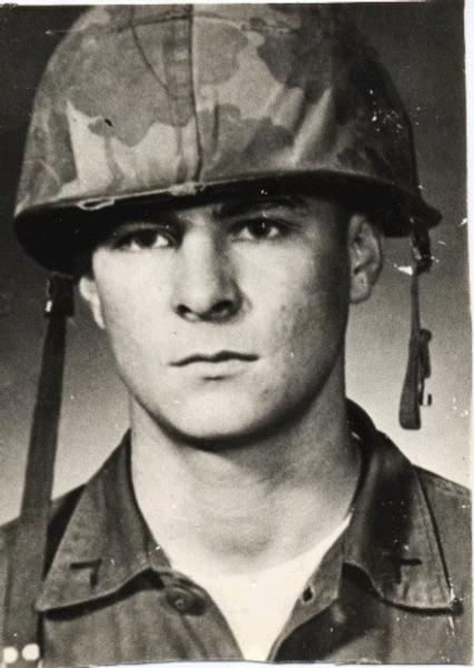 Virtual Vietnam Veterans Wall Of Faces John F Lazarovich
